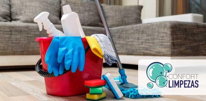 Limpeza de habitações